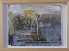 1010 Exhibition, Surface Oil, Oil on canvas