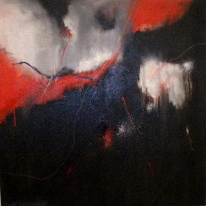 Sicily And Stone, Caldo, Oil on canvas