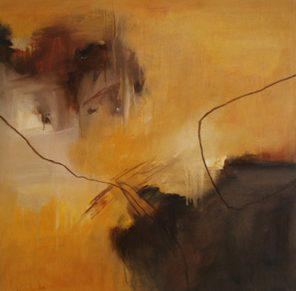 Sicily And Stone, Il Passaggi 1, Oil on canvas